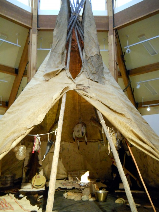 American Horse Tipi