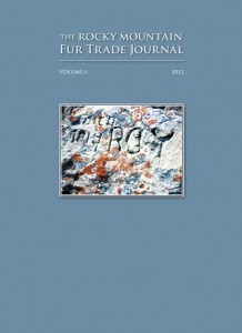 Rocky Mt Fur Trade Journal 2012