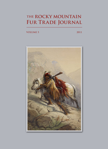 2011 Rocky Mountain Fur Trade Journal