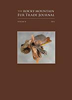 Rocky Mountain Fur Trade Journal, Volume 8